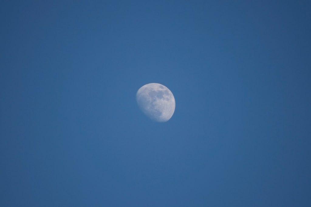 sky-moon